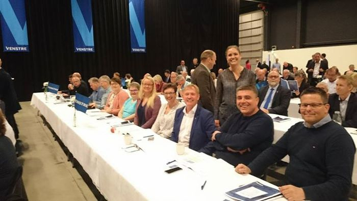 Photos from Venstre i Vesthimmerland's post